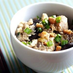 Claypot Chicken Rice without Claypot