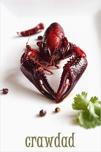 Sichuan Crawfish/Crayfish/Crawdad Recipe | rasamalaysia.com