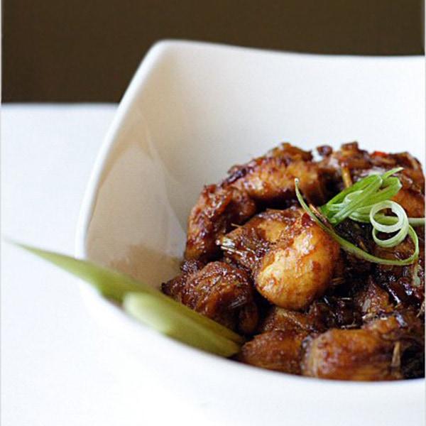 Vietnamese Lemongrass Chicken Rasa Malaysia