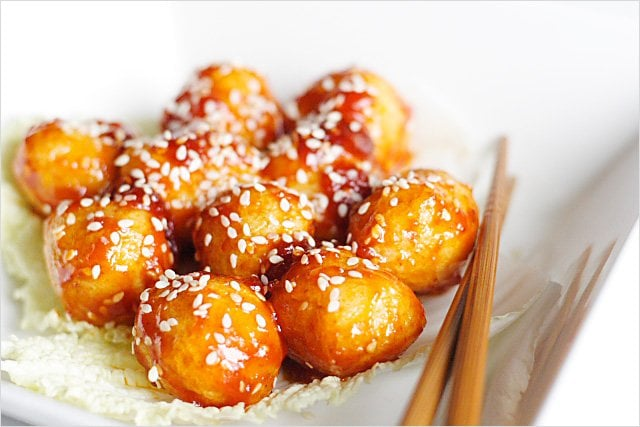 sweet and sour fish balls recipe i love cooking fish balls dishes