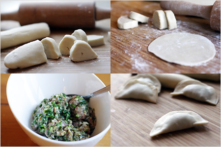 Pork And Chives Dumpling Filling Recipes — Dishmaps
