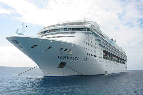 Norwegian Cruise Line (and the Concept of Freestyle Cruising)