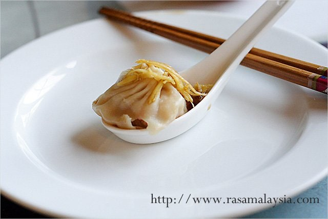 Xiao Long Bao (Shanghai Soup Dumplings)