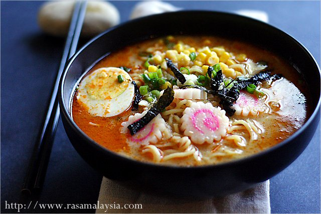 Miso Ramen | Easy Delicious Recipes