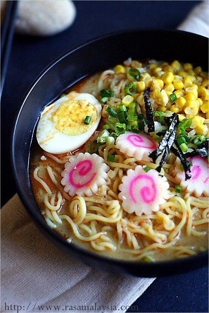 ramen miso easy Ramen Delicious Easy Recipe Recipes  Miso