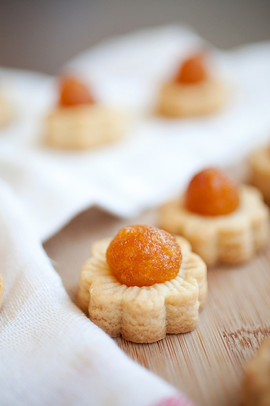 Pineapple tarts. Pineapple tarts are very popular during festive seasons in Malaysia and Singapore. Flaky, buttery, and best pineapple tarts.   rasamalaysia.com