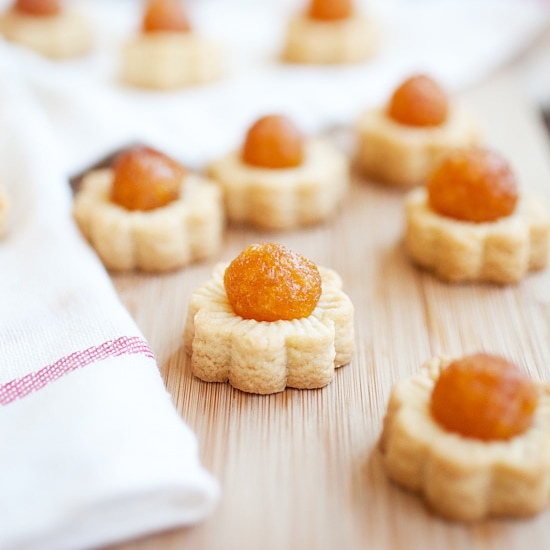 Pineapple Tarts