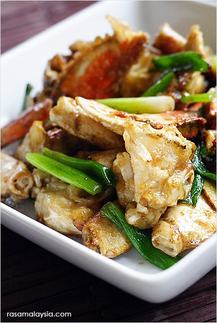 ginger and scallion crab recipe. This ginger and scallion crab recipes ...