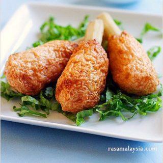 Vietnamese Sugar Cane Shrimp