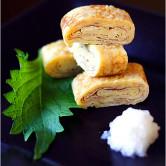 Japanese Rolled Omelet