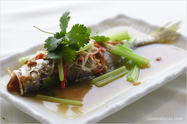Teochew (Chiuchow) Food
