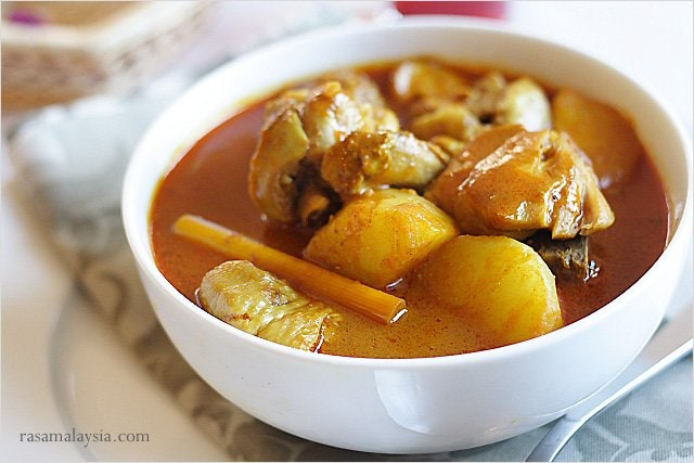 Chicken Curry with Potatoes Easy Delicious RecipesRasa Malaysia