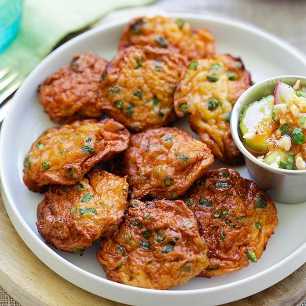 Blue Grenadier Fish Cakes