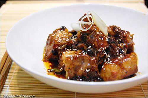Black Bean Spare Ribs Rasa Malaysia