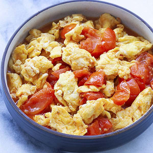 Tomato Eggs