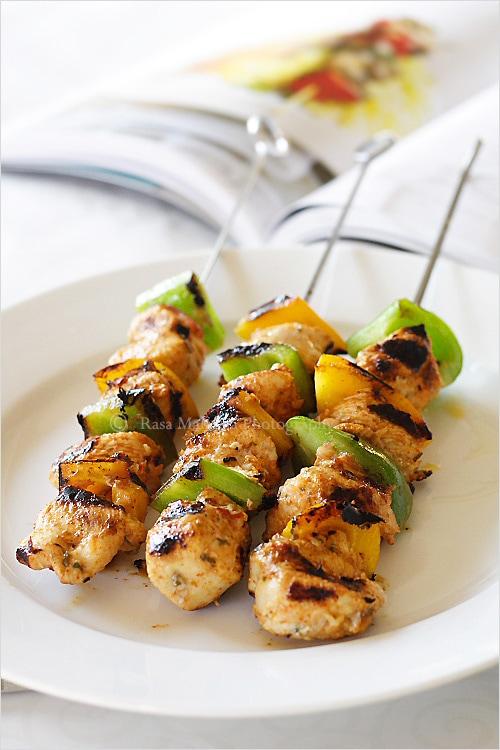 Chicken Kebab (Chicken Kabab) Recipe | Easy Delicious Recipes