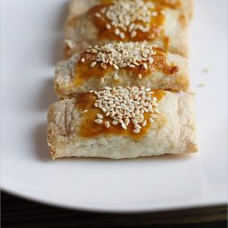 Red Bean Pastry (红豆酥)