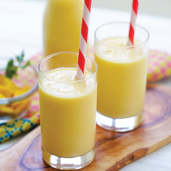 How to Make Mango Lassi