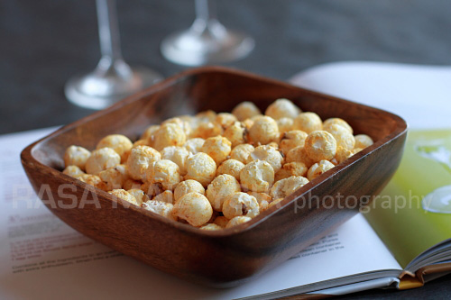 Curry Popcorn Recipe