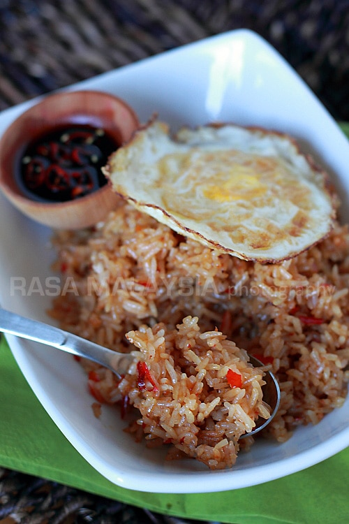 Nasi goreng indonesian fried rice easy delicious recipes rasa nasi gorengfried rice is a popular dish in southeast asia this recipe is ccuart Images