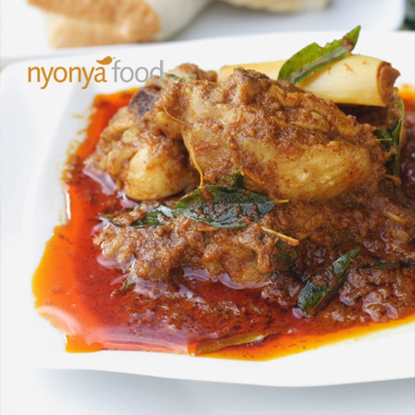 Nyonya Chicken Curry