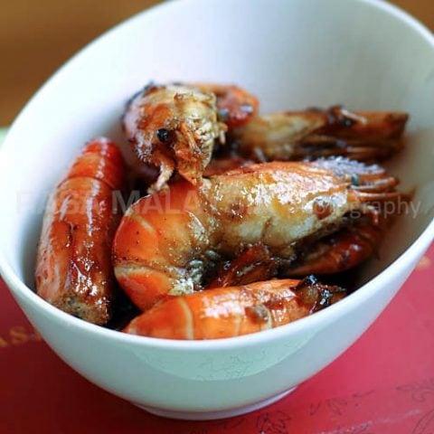 Caramel Shrimp