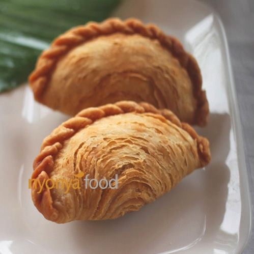 Curry Puff - Irresistible taste of Malaysia | rasamalaysia.com