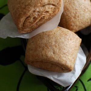 Wheat Mantou