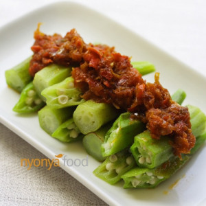 Sambal Lady Fingers