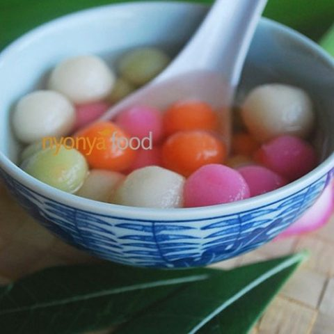 Glutinous Rice Dumplings