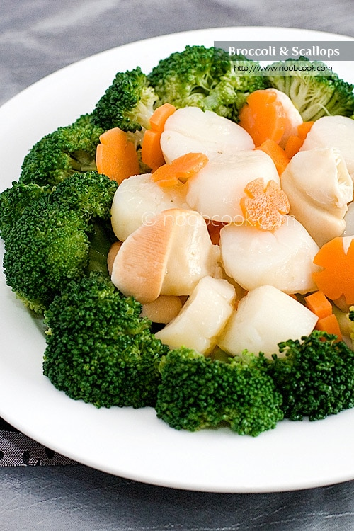 Images - Scallop recipes asian style