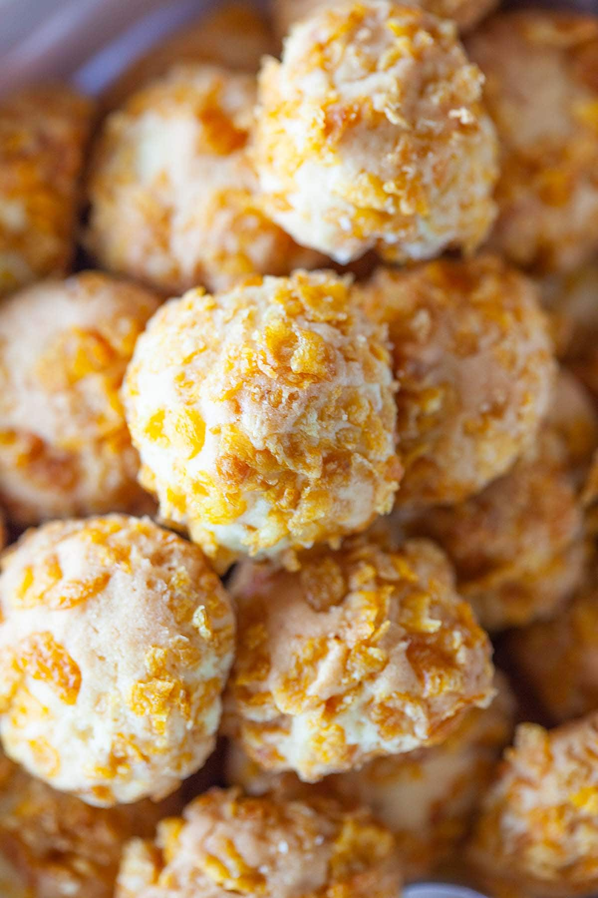 Cornflake cookies recipe for Chinese new year.