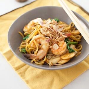 Penang Hokkien Char Noodles