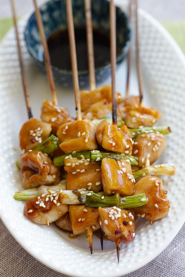 Negima Yakitori recipe.