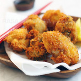 Fried Oysters with Panko