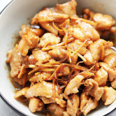 Sesame Oil Chicken