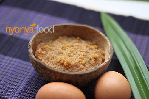 Kaya (Nyonya Coconut and Egg Jam) | rasamalaysia.com