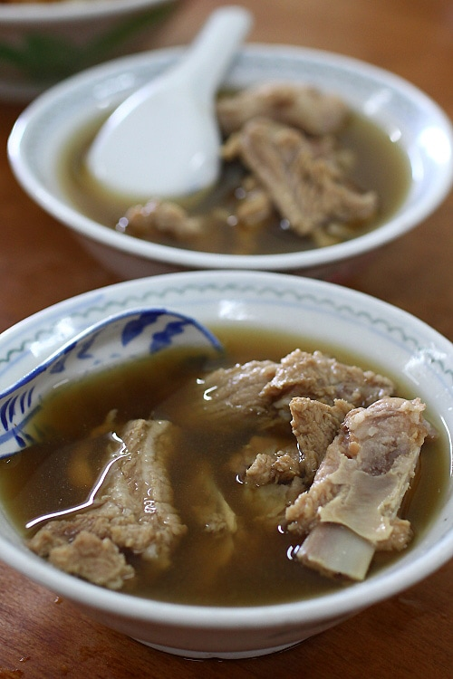 how to cook bak kut teh