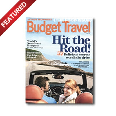 Featured on Budget Travel May 2011