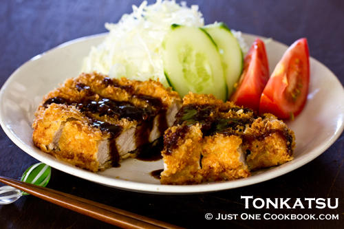 Tonkatsu is Japanese fried pork cutlet. Tonkatsu is very popular. Learn how to make Tonkatsu with this easy Tonkatsu recipe by Nami, a Japanese cook. | rasamalaysia.com