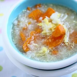 Basic Baby Porridge