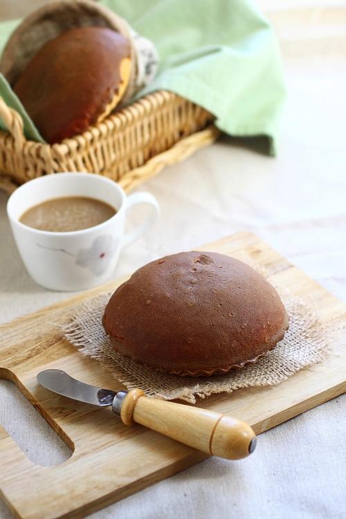 Mexican Coffee Bun Recipe