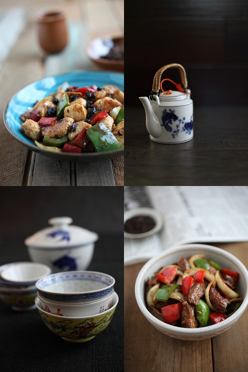 Easy Chinese Recipes Cookbook Preview