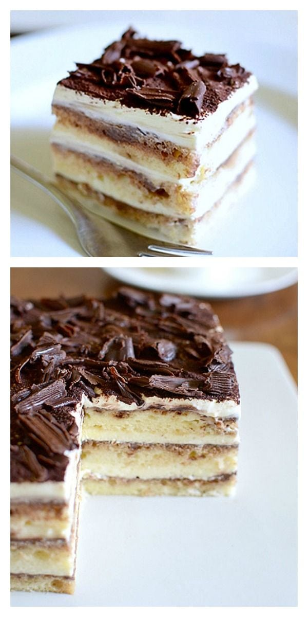 Heavenly Eggless Tiramisu – Eggless Tiramisu Recipe by Hunger Hunger ...