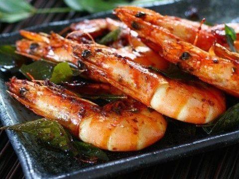Shrimp With Curry Leaves Rasa Malaysia