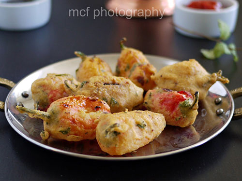 Pakora Recipe – Indian vegetable pakora recipe. Learn how to make pakora with this easy pakora recipe. | rasamalaysia.com