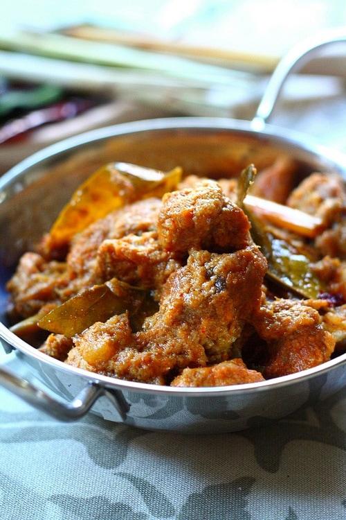 Malaysian Lamb Rendang | rasamalaysia.com