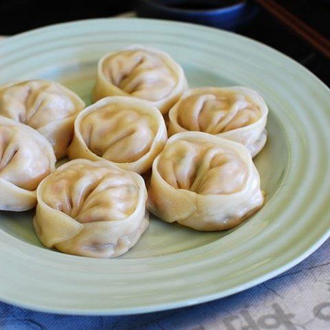 Korean Dumplings