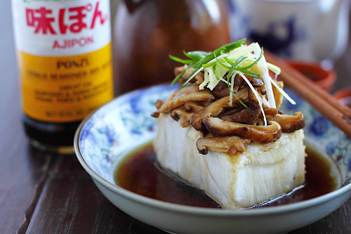 Tasty homemade steamed fish fillet recipe using Mizkan AJIPON® Ponzu.