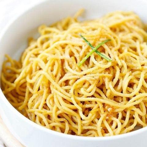 Garlic Noodles